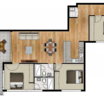 Unit 32 Floorplan