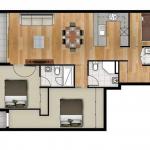 Unit 32 Floorplan